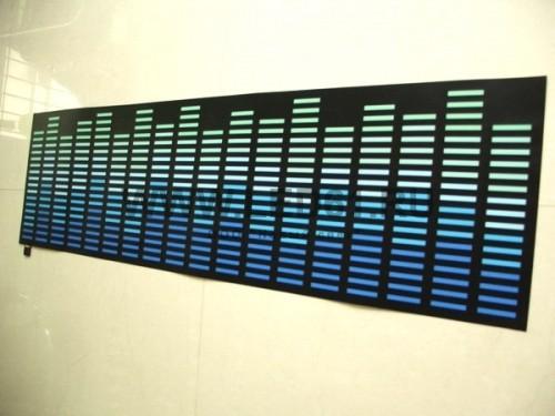 Эквалайзер-наклейка активная 70x16см