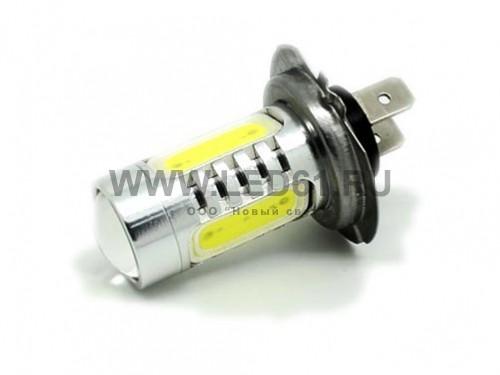Автомобильная лампа H7 11Вт 5G белая