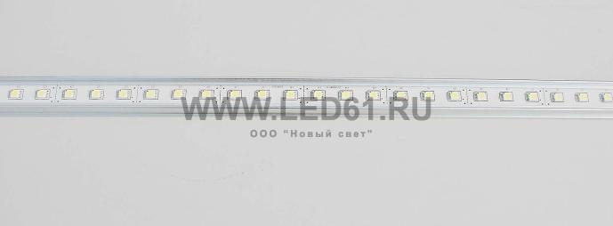 SMD5050 алюминиевая светодиодная полоса 500 мм 30шт
