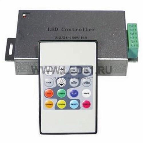 Светодиодный контроллер ARF16B-12 (12V,180W, ПДУ 16кн)