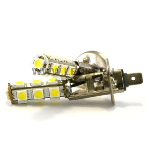 Автомобильная лампа H1 13 SMD-светодиодов 5050 белая