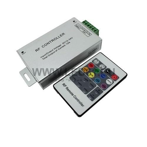 Светодиодный контроллер LN-RF20B-H-12 (12V,180W, ПДУ 20кн)