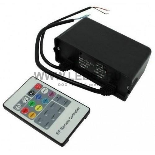 Светодиодный контроллер LN-RF20B-W-12 (12V,144W, ПДУ 20кн)