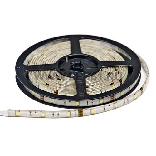Герметичная светодиодная лента SMD5050 12В 30шт/м