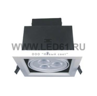 Светильник встраиваемый светодиодный NS-531-D3