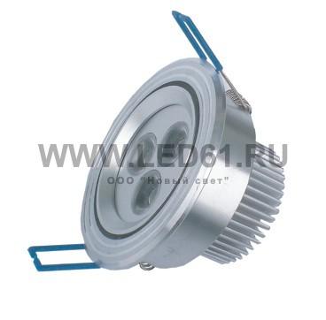 Светильник встраиваемый светодиодный NS-532-D1