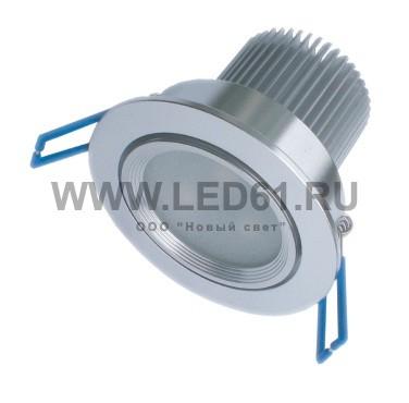 Светильник встраиваемый светодиодный NS-536-D1