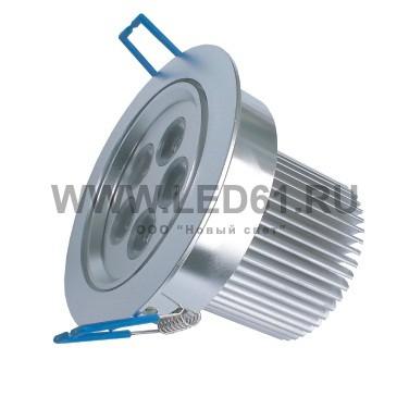 Светильник встраиваемый светодиодный NS-552-D1