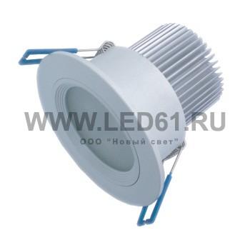 Светильник встраиваемый светодиодный NS-555-D1