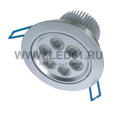 Светильник встраиваемый светодиодный NS-562-D1