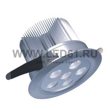 Светильник встраиваемый светодиодный NS-563-D1