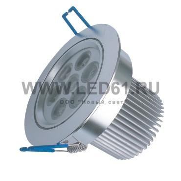Светильник встраиваемый светодиодный NS-572-D1