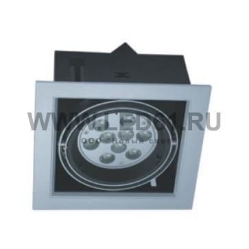 Светильник встраиваемый светодиодный NS-592-D3