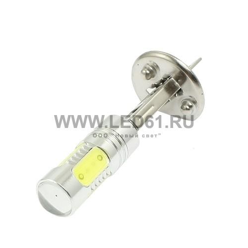 Автомобильная лампа H3 11Вт 5G белая
