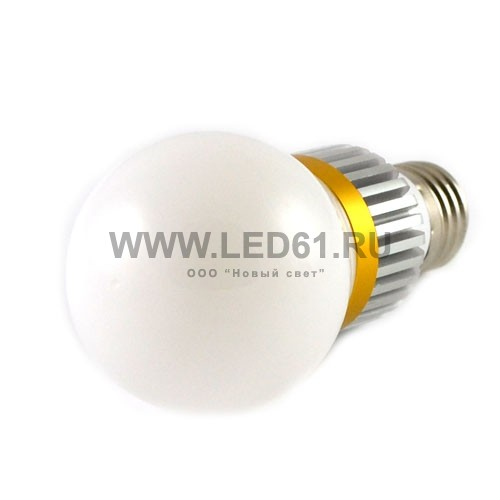 Светодиодная лампа E27 3Вт