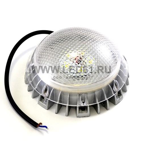 Светодиодный светильник ЖКХ 5Вт. Внутр. ист.