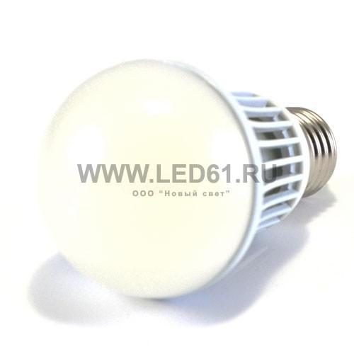 Светодиодная лампа для дома Е27 9Вт QBX