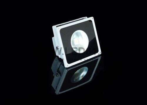 Светодиодный прожектор 50Вт белый тип2