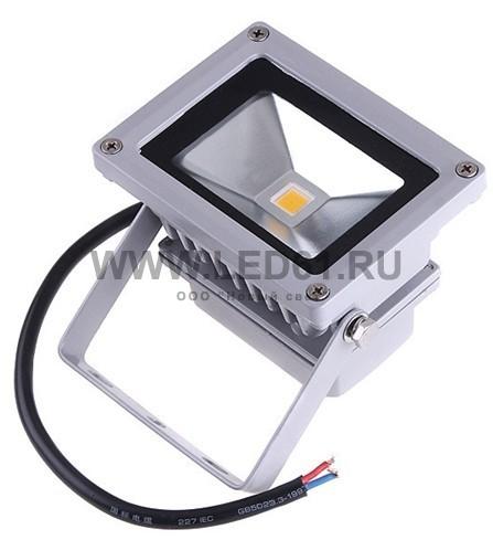 Светодиодный прожектор 10Вт белый