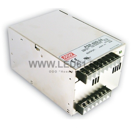 Блок питания MeanWell PSP-600-15