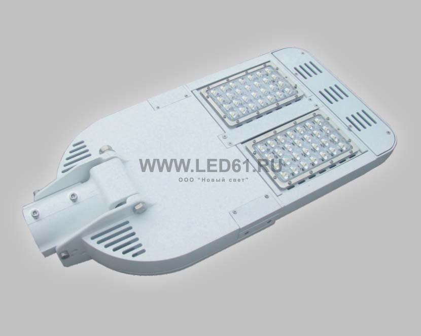 Светодиодный уличный светильник 60Вт, поколение 3